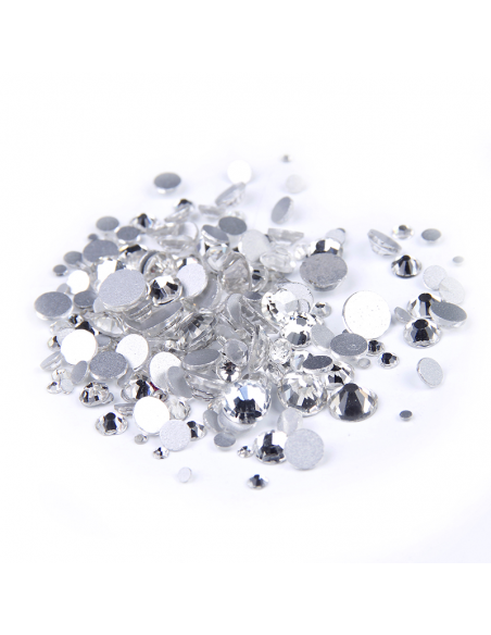 Crystal Clear SS12 - (2.8 - 3.00mm)