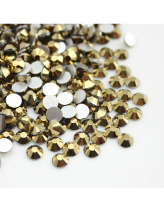 Metallic Gold SS12 - (2.8 - 3.00mm)