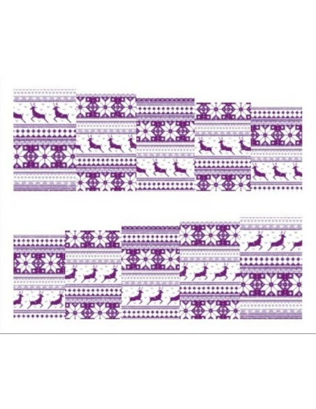 Water Decals Natale N245