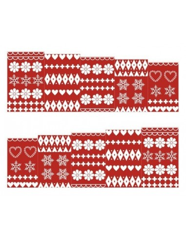 Water Decals Natale N252