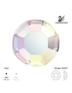 Swarovski® 2000 Aurore Boreale SS3 (1,35-1,50mm)