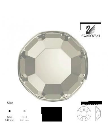 Swarovski® 2000 Silver Shade SS3 (1,35-1,50mm)