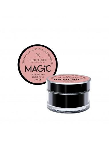 MAGiC AcrylGel Builder Professional Camouflage Light Pink