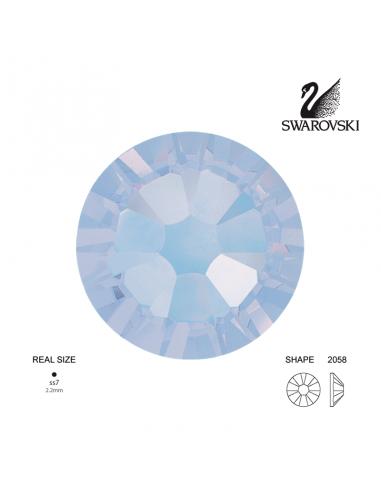 Swarovski® 2058 Air Blu Opal SS7 (2.10-2.30mm)