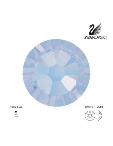 Swarovski® 2058 Air Blu Opal SS9 (2.50-2.70mm)