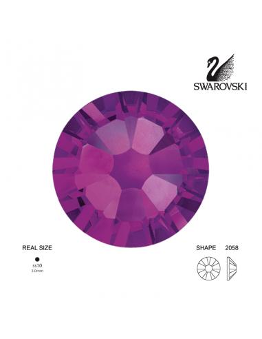 Swarovski® 2058 Amethyst SS10 (2.70-2.90mm)