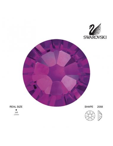 Swarovski® 2058 Amethyst SS6 (1.90-2.00mm)