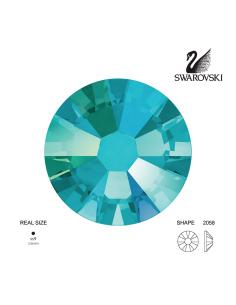 Swarovski® 2058 Blue Zircon Shimmer SS9 (2.50-2.70mm)
