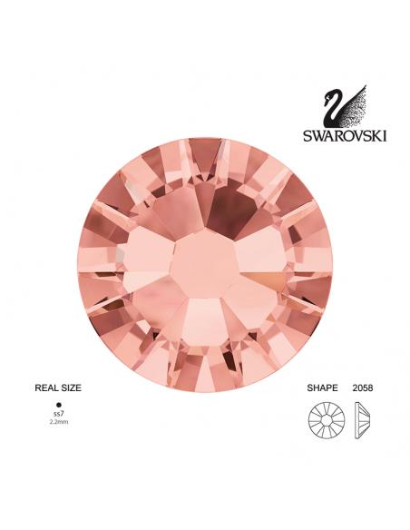 Swarovski® 2058 Blush Rose SS5 (2.10-2.30mm)