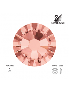 Swarovski® 2058 Blush Rose SS9 (2.50-2.70mm)