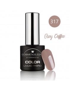 HYBRID GREY COFFEE 317