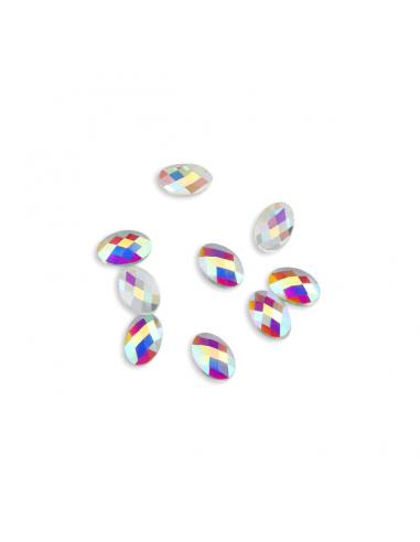 Crystal Oval 4x6mm