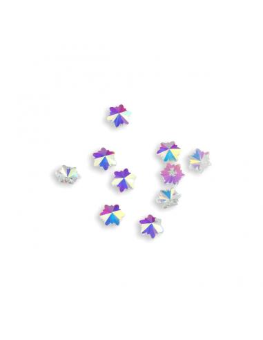 Crystal Star Ice 6x6mm