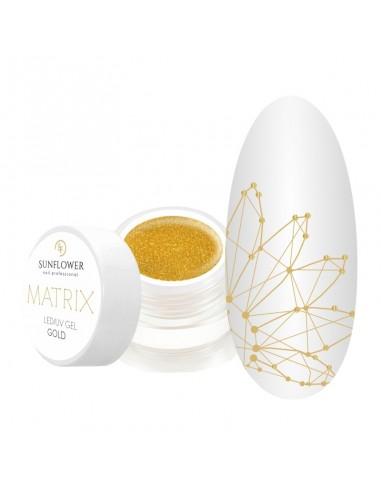 MATRIX SPIDER GEL COLOR GOLD