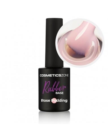 Rubber Base Rose Pudding Cosmetics Zone