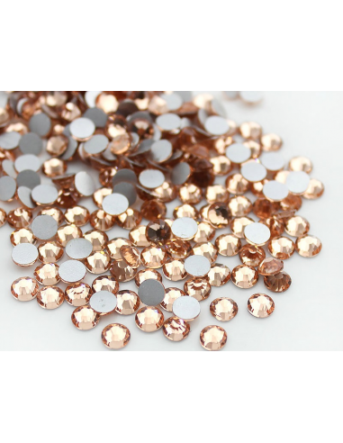 Crystal Champagne SS6 - (1,80 - 2,00mm)