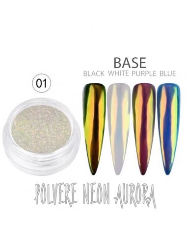 Polvere Neon Aurora - 1