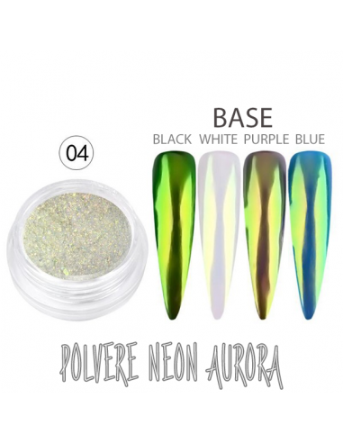 Polvere Neon Aurora - 4