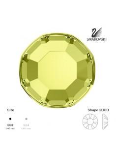 Swarovski® 2000 Jonquil SS3 (1,35-1,50mm)
