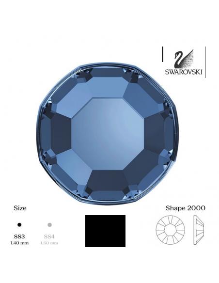 Swarovski® 2000 Montana SS3 (1,35-1,50mm)