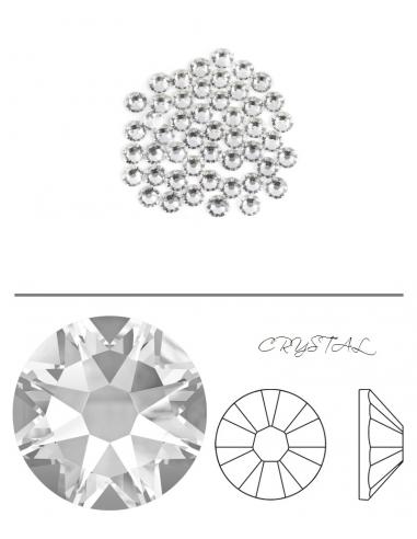 Swarovski® 2058 Crystal SS5 (1,70-1,90mm)