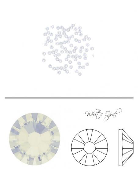 Swarovski® 2058 White Opal SS5 (1,70-1,90mm)