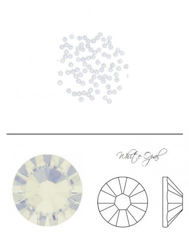 Swarovski® 2058 White Opal SS9 (2.50-2.70mm)