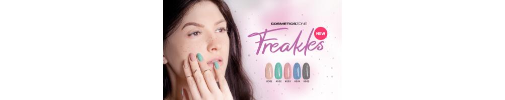Collezione Semipermanenti New Genration Hybrid Cosmetics Zone Freakles